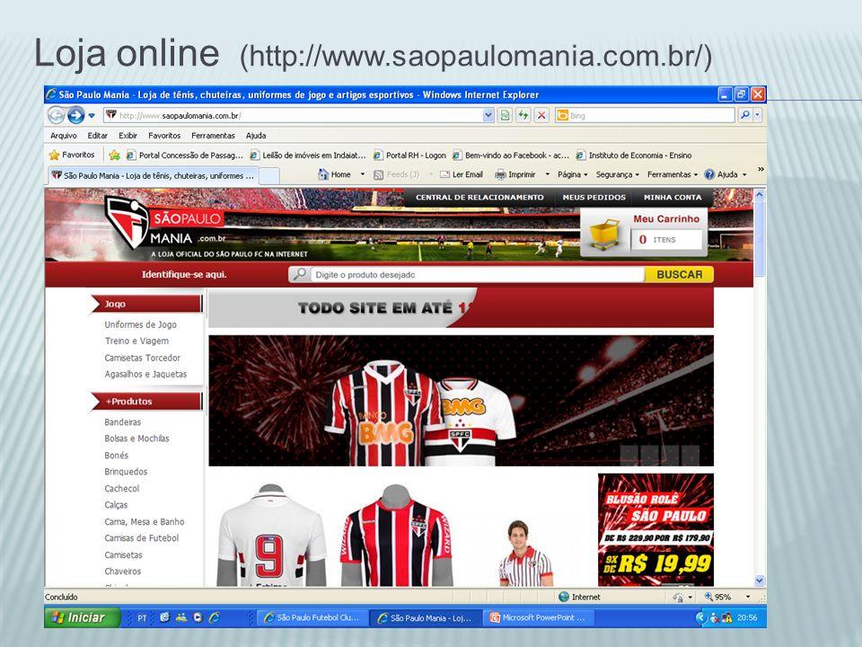 Verificamos e não há um site que conste dos outros times, porém temos noticiários com informações de futebol, como um todo.