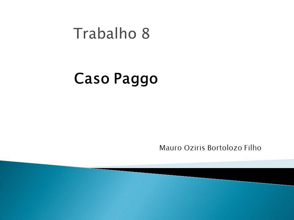 1)Cadeia de valor da Paggo *Coleta de Dados: A utilização do Paggo como forma de pagamento depende da filiação do estabelecimento e do cliente ao sistema Paggo.