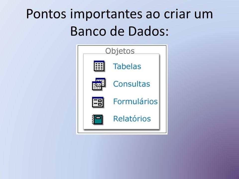 Não analisei o banco de dados de uma empresa especifica, mas conseguimos identificar os benefícios e a praticidade em manter as informações em um Banco de Dados.