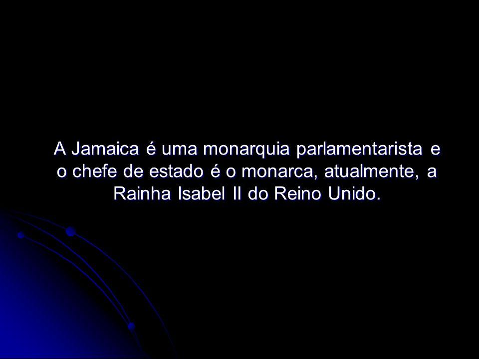 O parlamento jamaicano divide-se em duas câmaras: a câmara dos representantes e o senado.