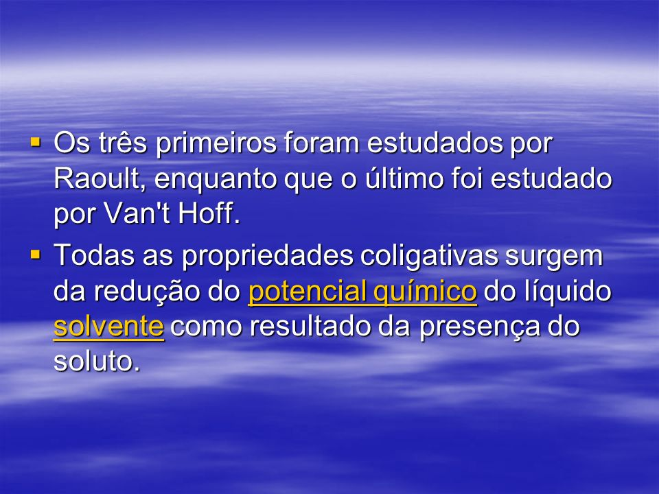 FONTE FONTE http://pt.wikipedia.org/wiki/Osmoscopia http://pt.wikipedia.org/wiki/Osmoscopia http://pt.wikipedia.org/wiki/Osmoscopia