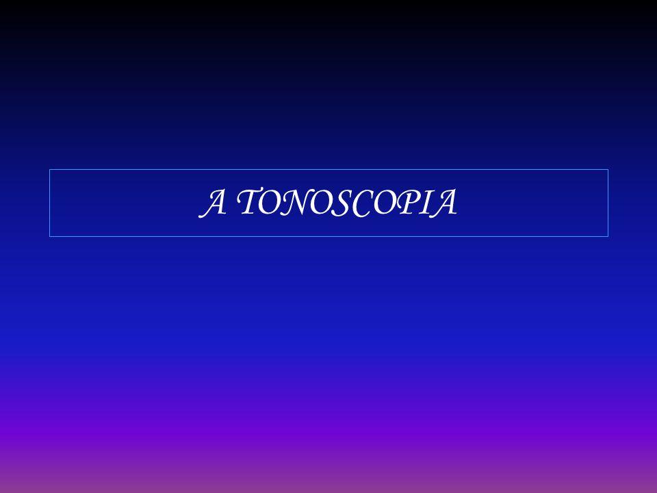A TONOSCOPIA