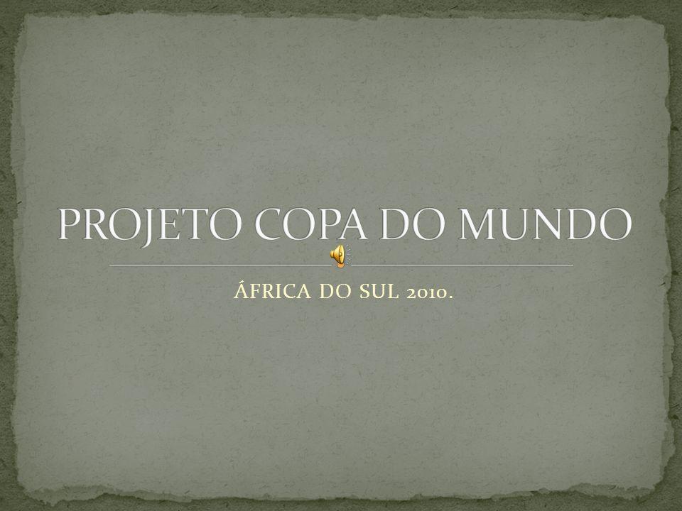 ÁFRICA DO SUL 2010.