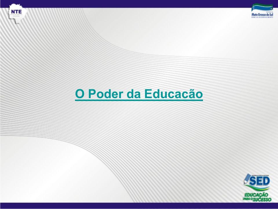 O Poder da Educacão