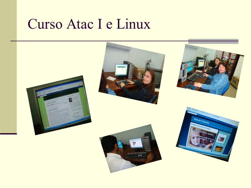 Curso Atac I e Linux