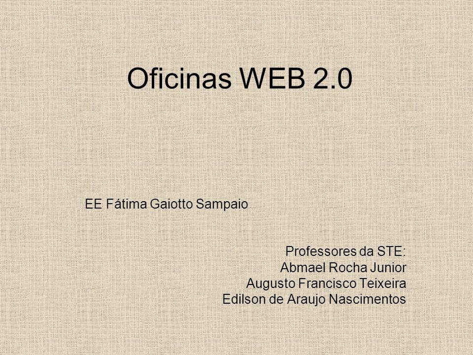 Introdução Necessidade de atualização; Introdução de novas ferramentas; WEB 2.0; Navegar ou habitar; Aluno protagonista; Professor mediador.