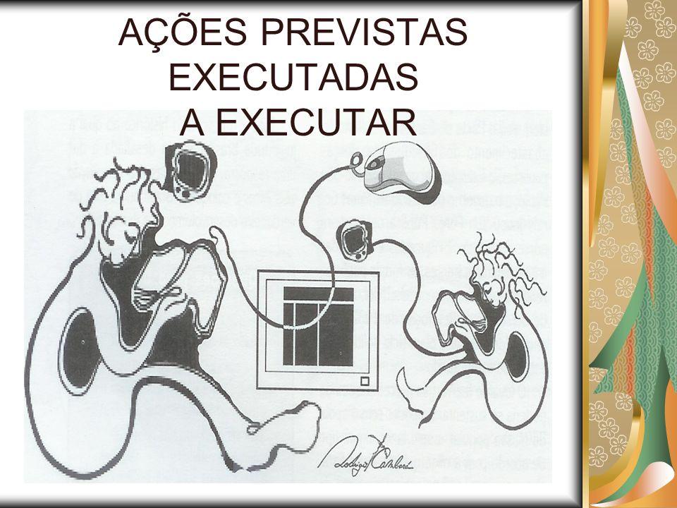 NTE/NOVA ANDRADINA AÇÕES PREVISTAS EXECUTADAS A EXECUTAR