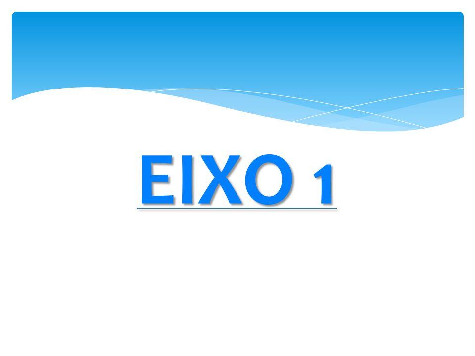 EIXO 1 EIXO 1