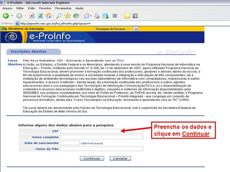 WEBMAIL Selecione as pessoas para quem deseja enviar e-mail e clique em Escrever Mensagem