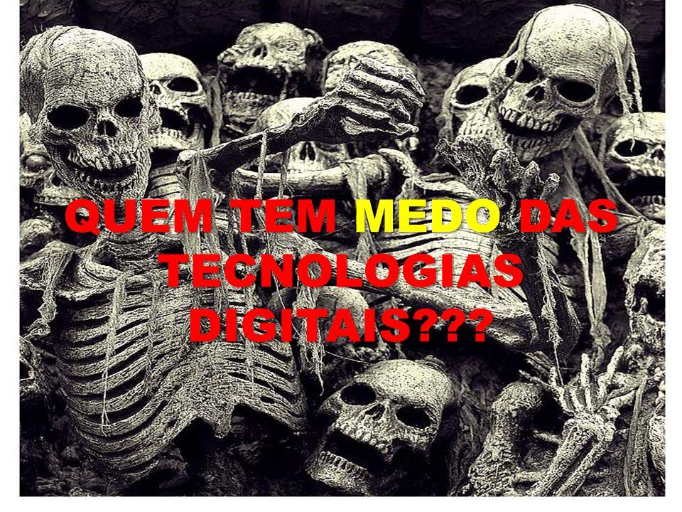 A tecnologia é o saco de pancada predileto da geração mais tecnológica da história da humanidade (Revista VEJA ed.