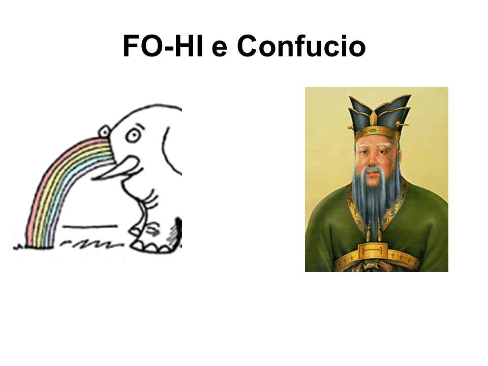FO-HI e Confucio
