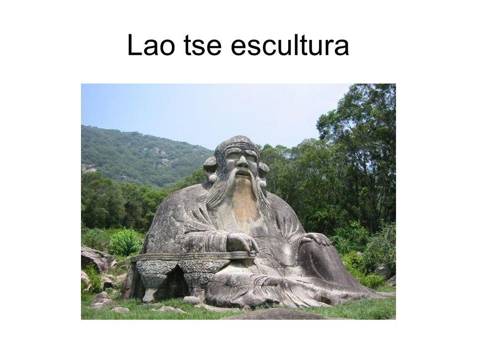 Lao tse escultura