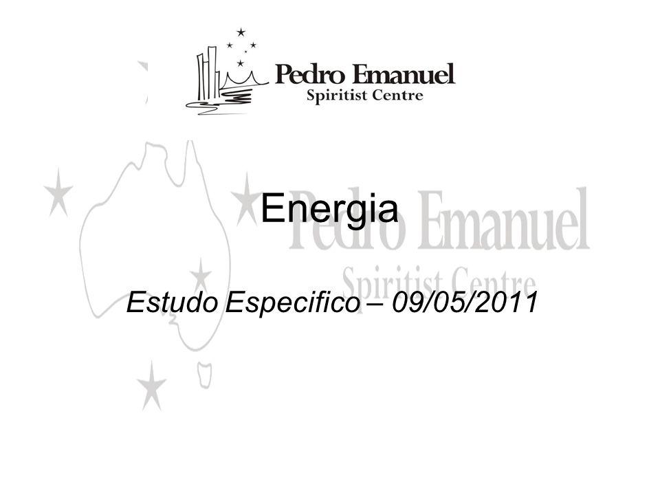 Energia Estudo Especifico – 09/05/2011