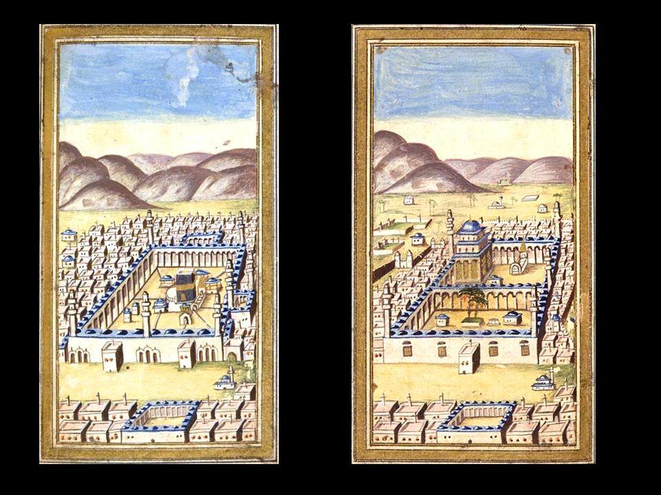 O Islã Maomé ou Mohammed - 570 d.C.