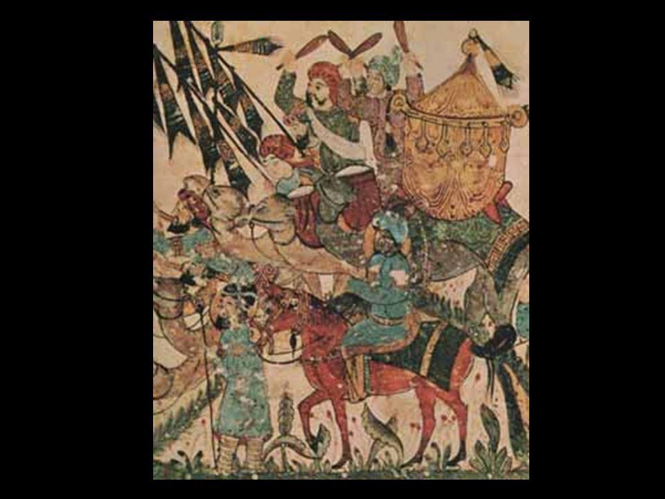A expansão e o Califado Causas da expansão –Procura por terras férteis –Guerra Santa (Jihad) –Interesses comerciais –Enfraquecimento dos Impérios Persa e Bizantino