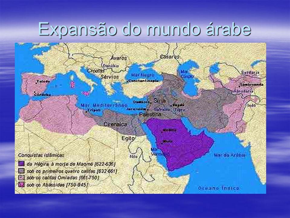 No ano de Expansão do mundo árabe