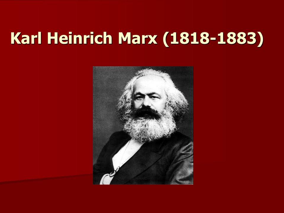 Quem foi Karl Marx Marx foi o segundo de nove filhos, de uma família de origem judaica de classe média.