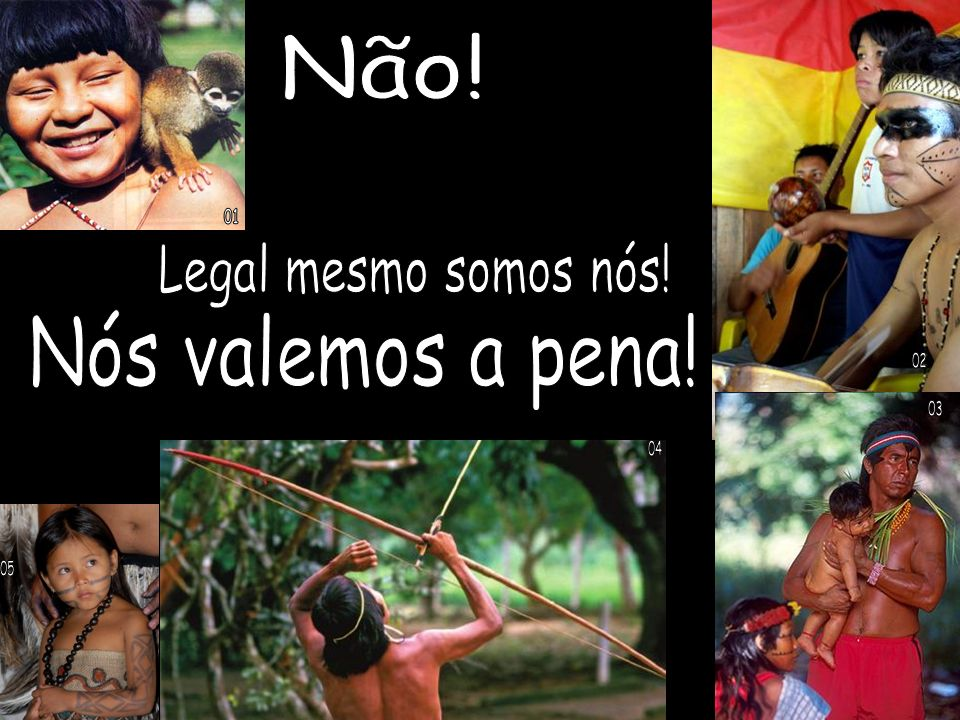 Povos Indígenas no Brasil Olimpíadas na China X Uma coisa é uma coisa, outra coisa é outra coisa...
