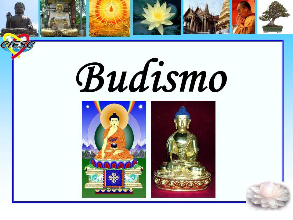 Budismo surgiu na Índia através de Sidarta Gautama, o Buda.
