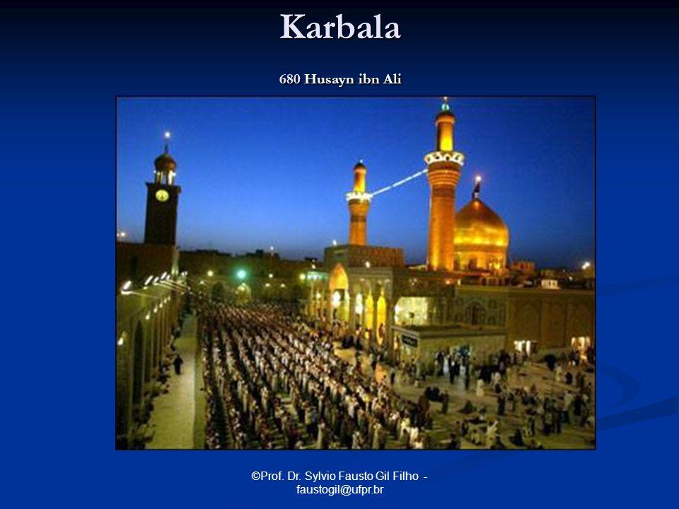 Karbala 680 Husayn ibn Ali