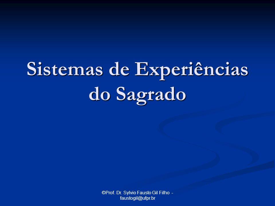 Sistemas de Experiências do Sagrado