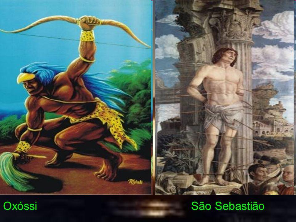 Oxóssi São Sebastião