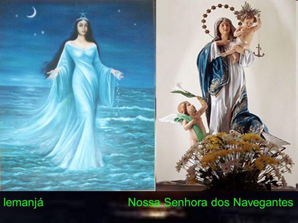 Iemanjá Nossa Senhora dos Navegantes