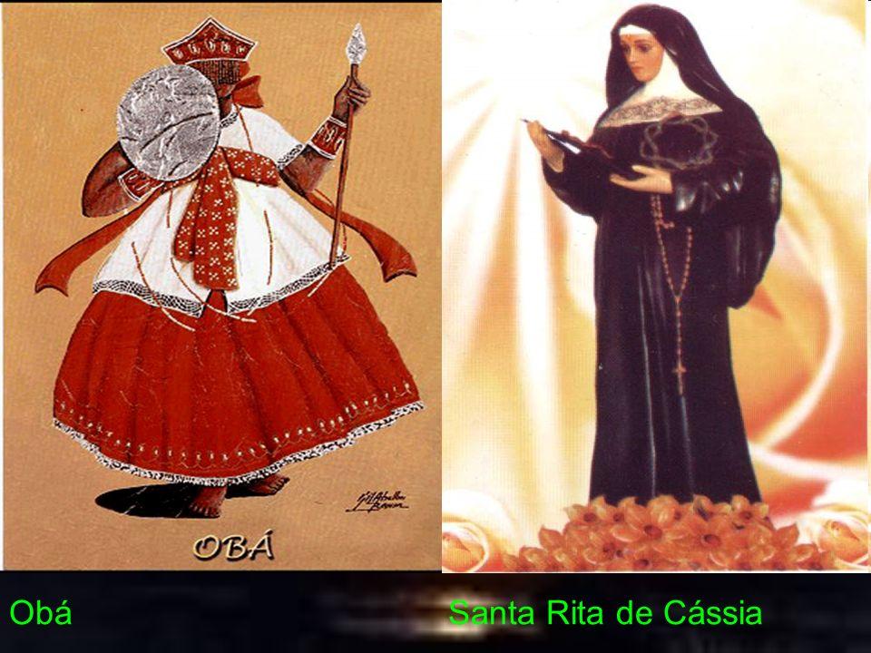 Obá Santa Rita de Cássia