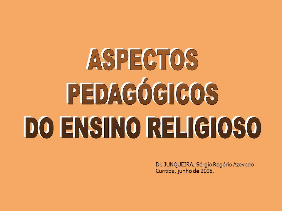 + a superação, pelo conhecimento do, preconceito à ausência ou a presença de qualquer crença religiosa, toda forma de proselitismo, bem como a discriminação de toda e qualquer expressão do sagrado; + o entendimento que a escola é um bem público e laico, direito de acesso adquirido por todo cidadão brasileiro; + não se admite o uso do espaço/tempo escolar para legitimar a uma manifestação do sagrado em detrimento de outra, não é um espaço de doutrinação, evangelização, de expressão de ritos, símbolos e campanhas;