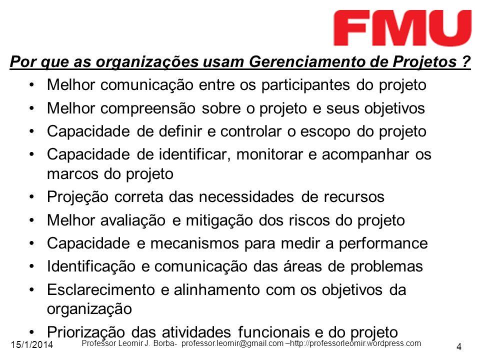 Tópicos Especiais - Qualidade de Software 2008/2 75 CMMI: Objetivos das PAs do Nível 2 Planejamento de Projetos: estabelecer e manter planos que definem as atividades do projeto.