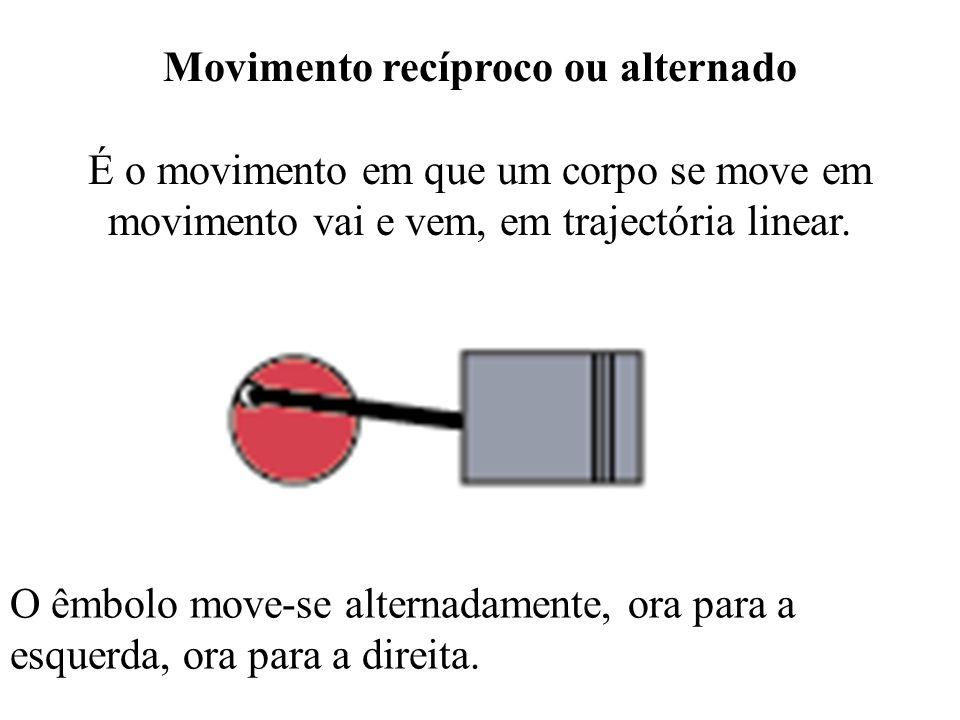 O Sino oscila para um lado e para o outro Movimento oscilatório É o movimento em que um corpo se move em movimento de vai e vem, alternadamente, mas descrevendo uma linha curva