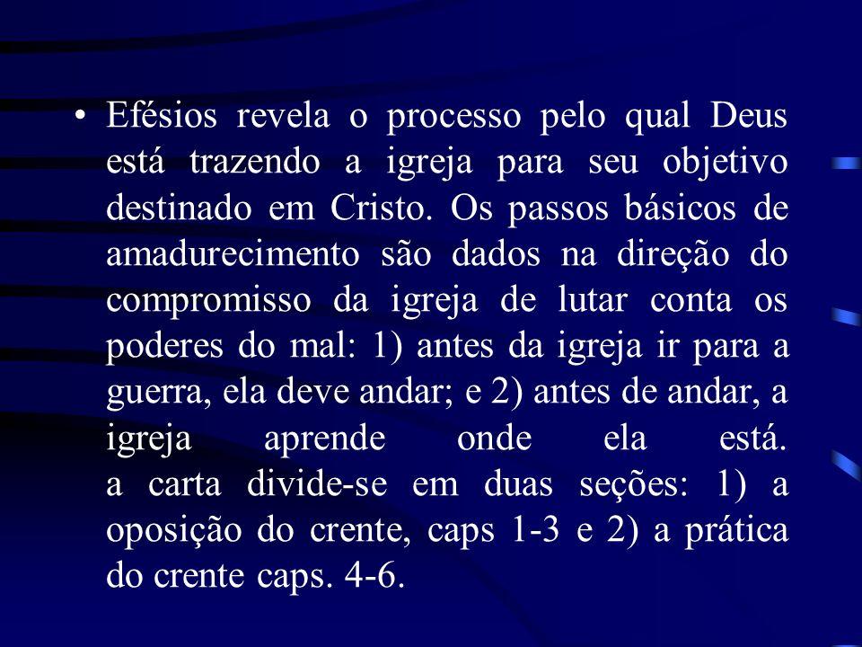Em terceiro lugar, Jesus é supremo na salvação (3.11).