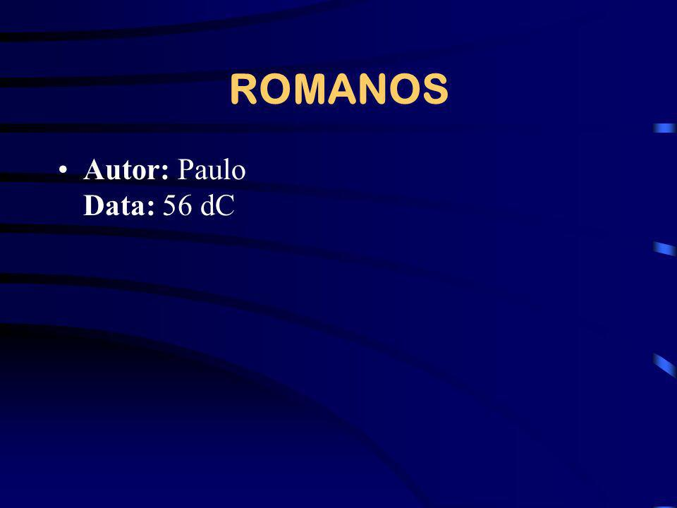 Romanos tem sido considerada a epístola mais importante que já foi escrita.