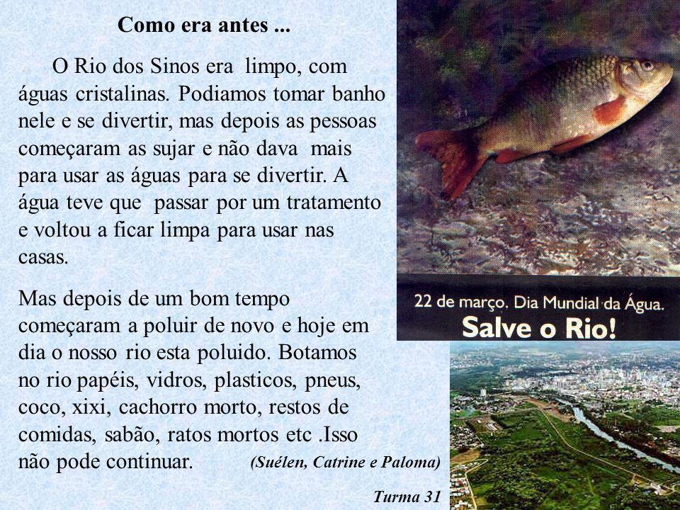 Professor Cledir Rocha Turma 31 Março de 2007