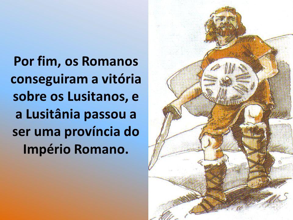 Após cerca de 600 anos de domínio romano, a Península Ibérica foi invadida pelos Bárbaros, dos quais se destacaram os Visigodos.