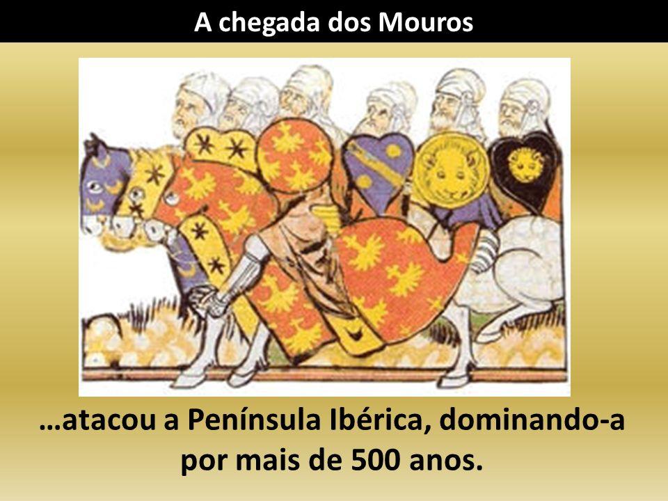 Este povo transmitiu-nos grande parte da sua cultura (Matemática, Astronomia, Navegação, Agricultura, etc.) Os Mouros