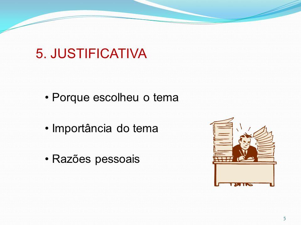 PROJETO DE PESQUISA 1. TEMA · Introdução ao Tema 2. PROBLEMATIZAÇÃO · O que será pesquisado · A pergunta 3. HIPÓTESES 4. OBJETIVOS · Geral · Específic