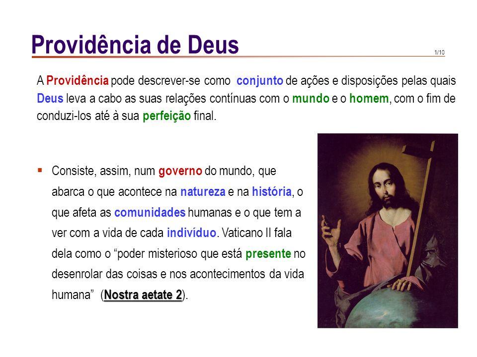 1.No princípio (9 slides) 2.Leitura cristã da Criação (6 slides) 3.O Amor de Deus (11 slides) 4.Criação e Ciência (12 slides) 5.Providência de Deus (1