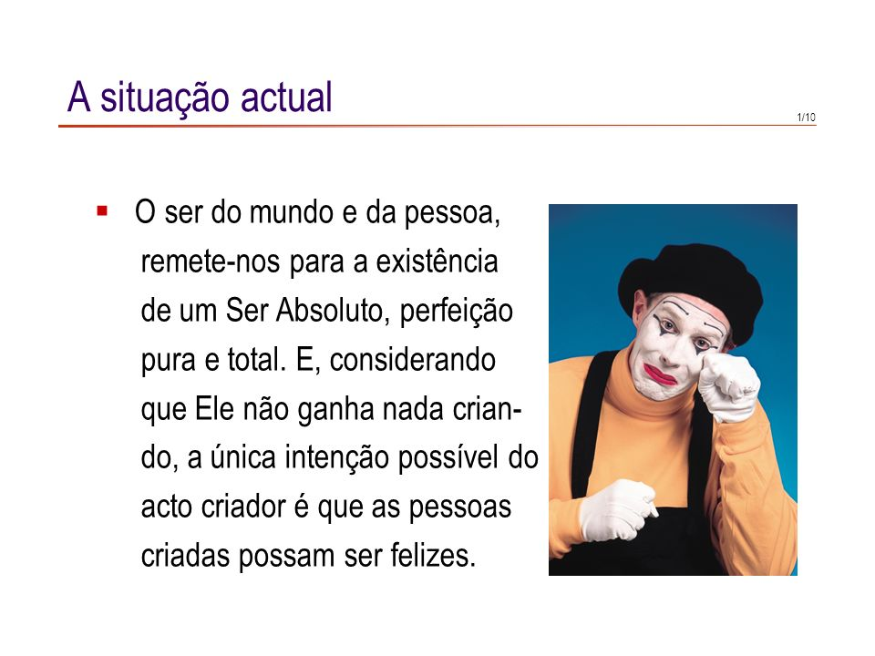 01.A Origem do Universo (8 slides) 02.
