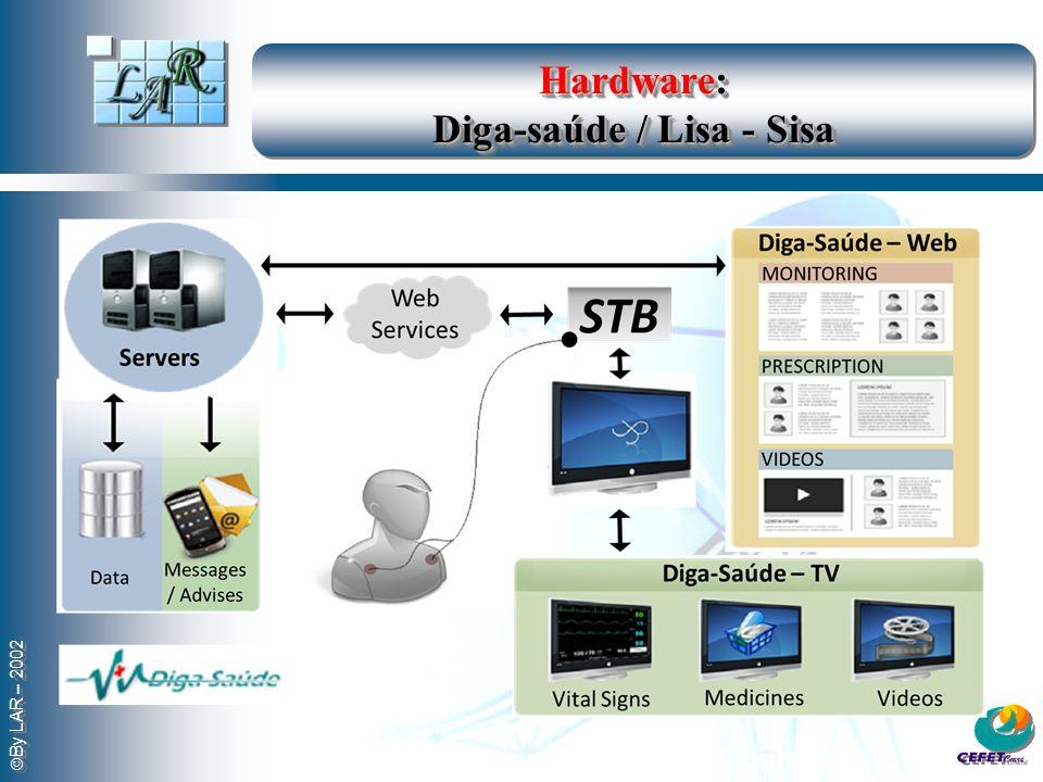 By LAR – 2002 Hardware: Diga-saúde / Lisa - Sisa