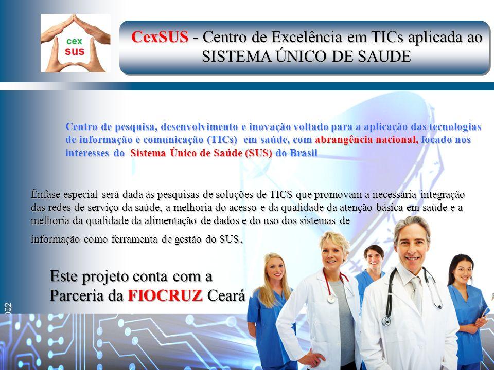 By LAR – 2002 Centro de pesquisa, desenvolvimento e inovação voltado para a aplicação das tecnologias de informação e comunicação (TICs) em saúde, com