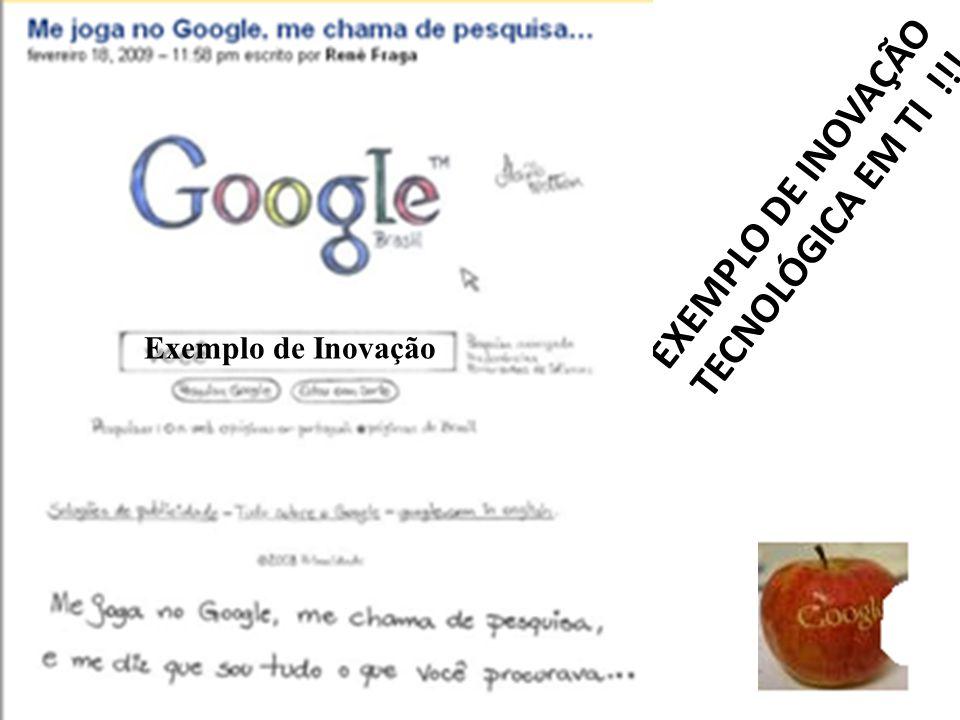 INVENÇÃO x INOVAÇÃO (Blog Prof Vasco Furtado) INVENÇÃO refere-se ao lançamento da idéia nova e nunca antes pensada, mas que não obrigatoriamente levar
