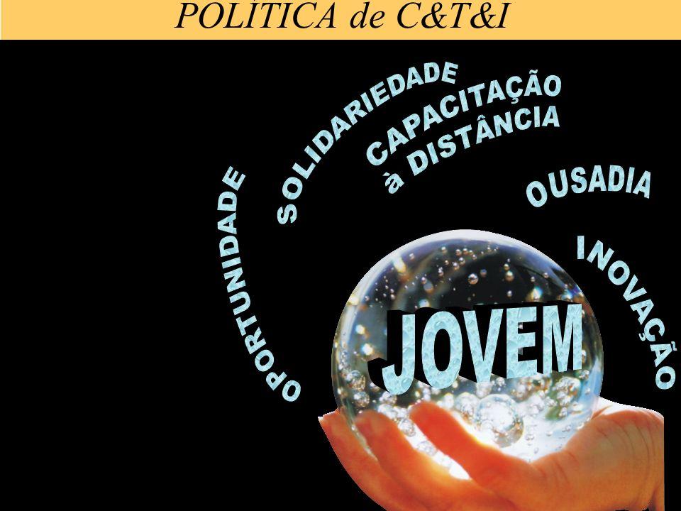 A verdadeira inclusão digital no país só se fará mediante a apropriação pelo jovem do seu entorno social. Mauro Oliveira PHD em informática MODELO CLI