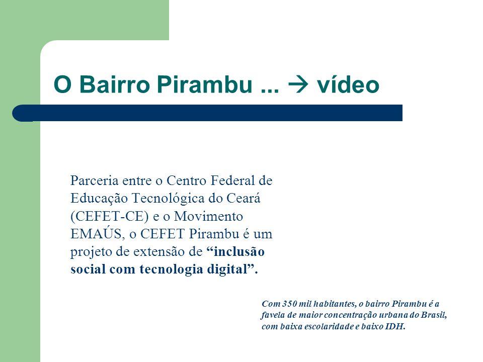 O Projeto CEFET Pirambu.