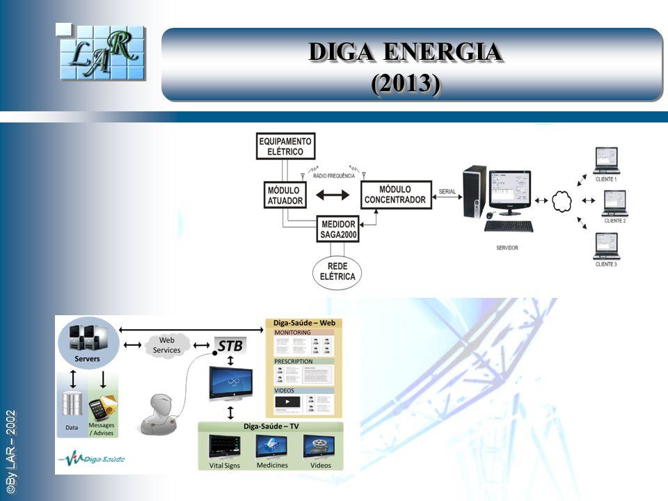 By LAR – 2002 DIGA ENERGIA (2013)