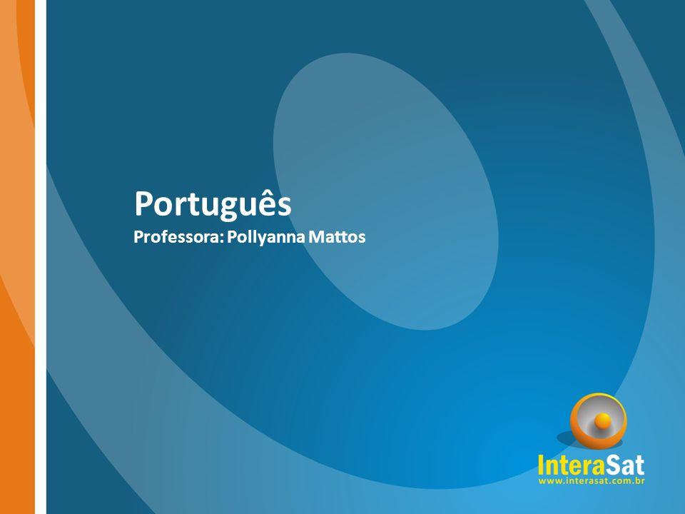 TÍTULO NOME DO PROFESSOR Português Professora: Pollyanna Mattos
