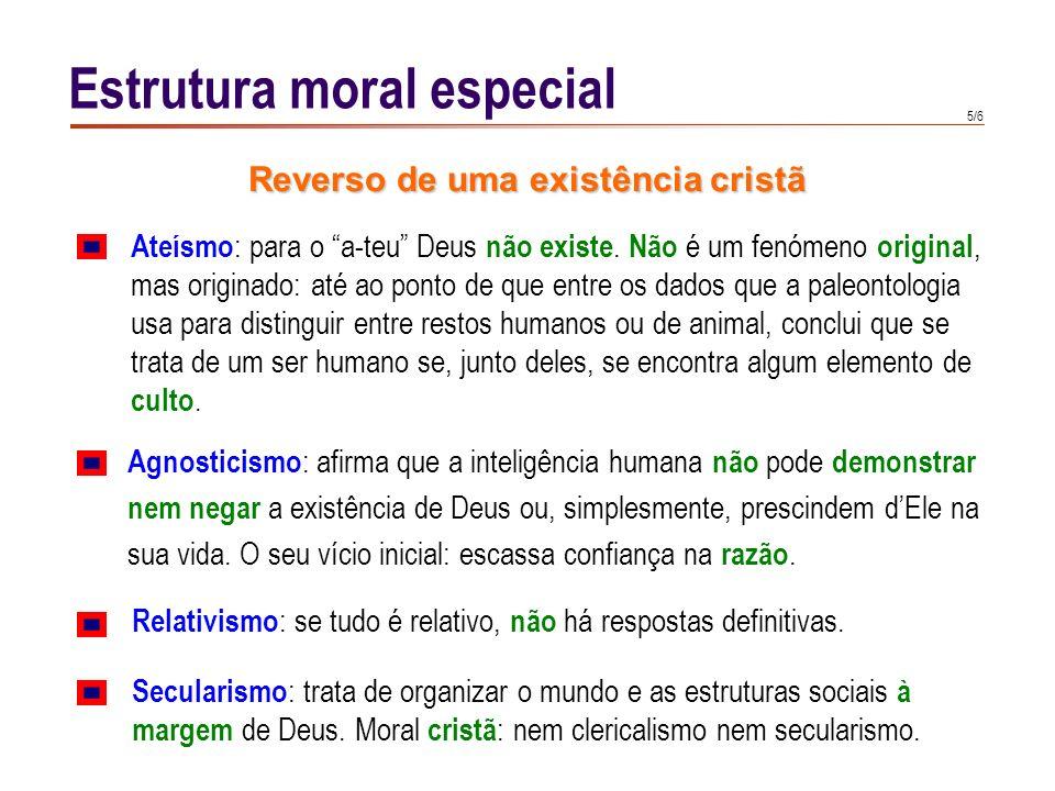 4/6 Estrutura moral especial CCE 1717 CCE 1717 : As bem-aventuranças desenham o rosto de Jesus Cristo; descrevem sua caridade; exprimem a vocação dos