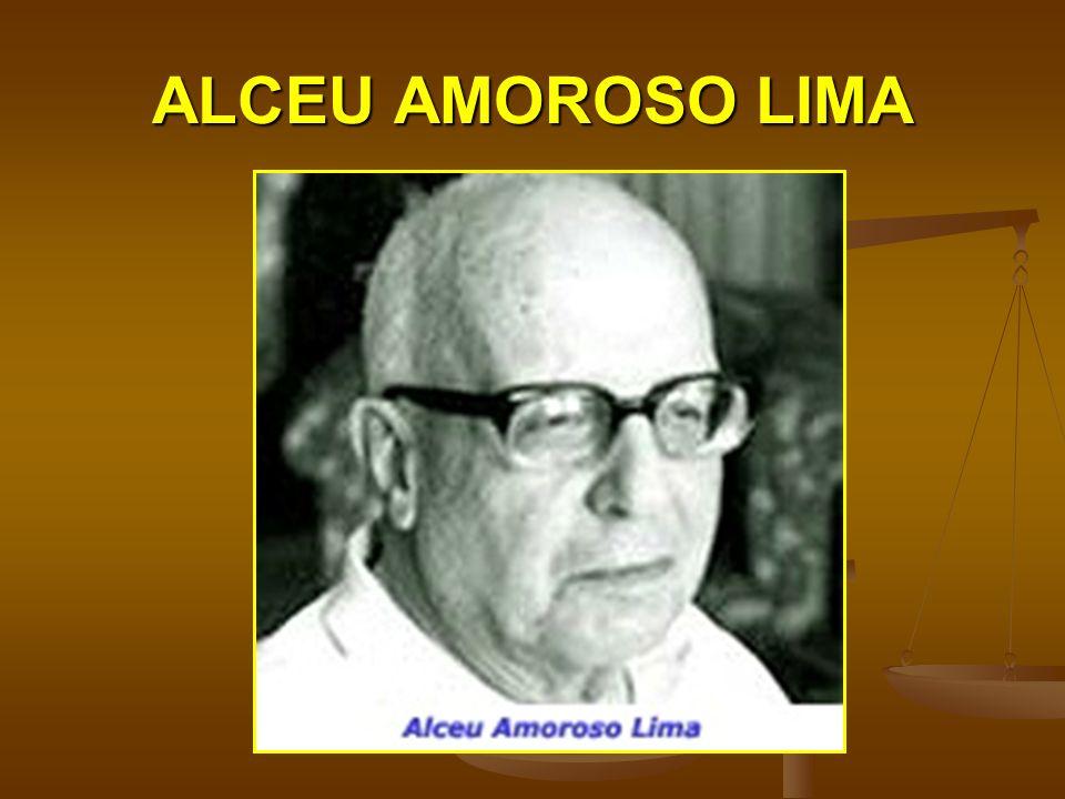 ALCEU AMOROSO LIMA