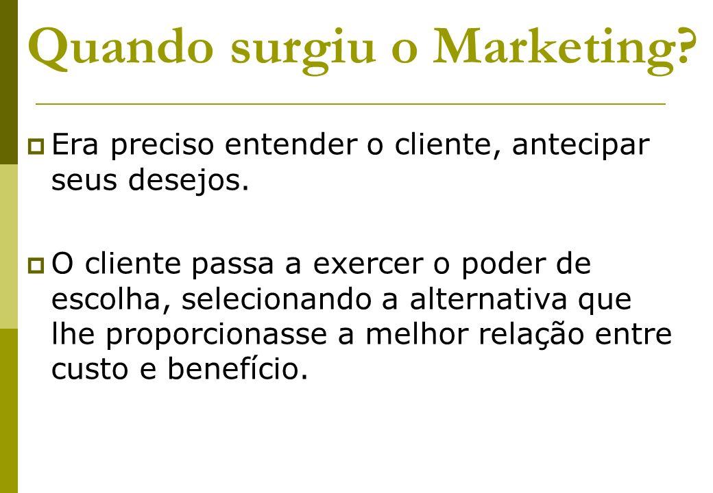 Estratégias de Marketing Estratégia de diferenciação: Desenvolvimento de um conjunto de características diferenciadas e valorizadas pelo cliente para distinguir o produto em relação aos concorrentes.