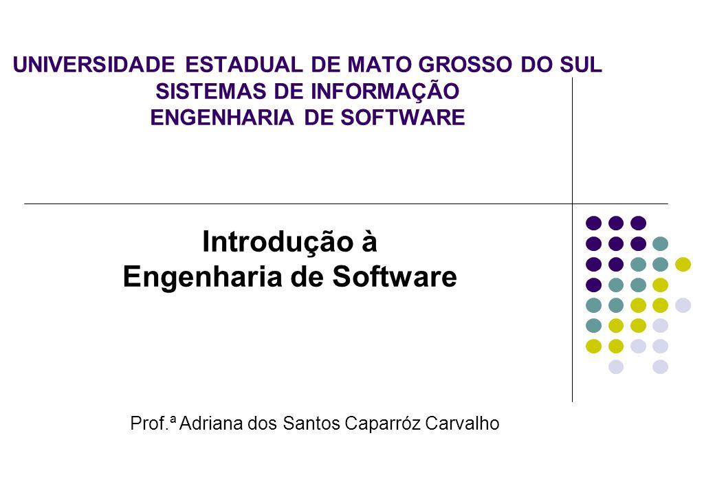 Mitos do Software Mitos administrativos Mito Já temos um manual repleto de padrões e procedimentos para a construção de software.